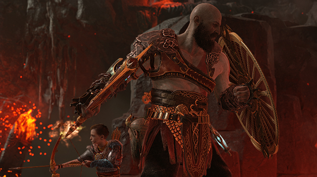 God of War best game 2018, Best PS4 Exclusives