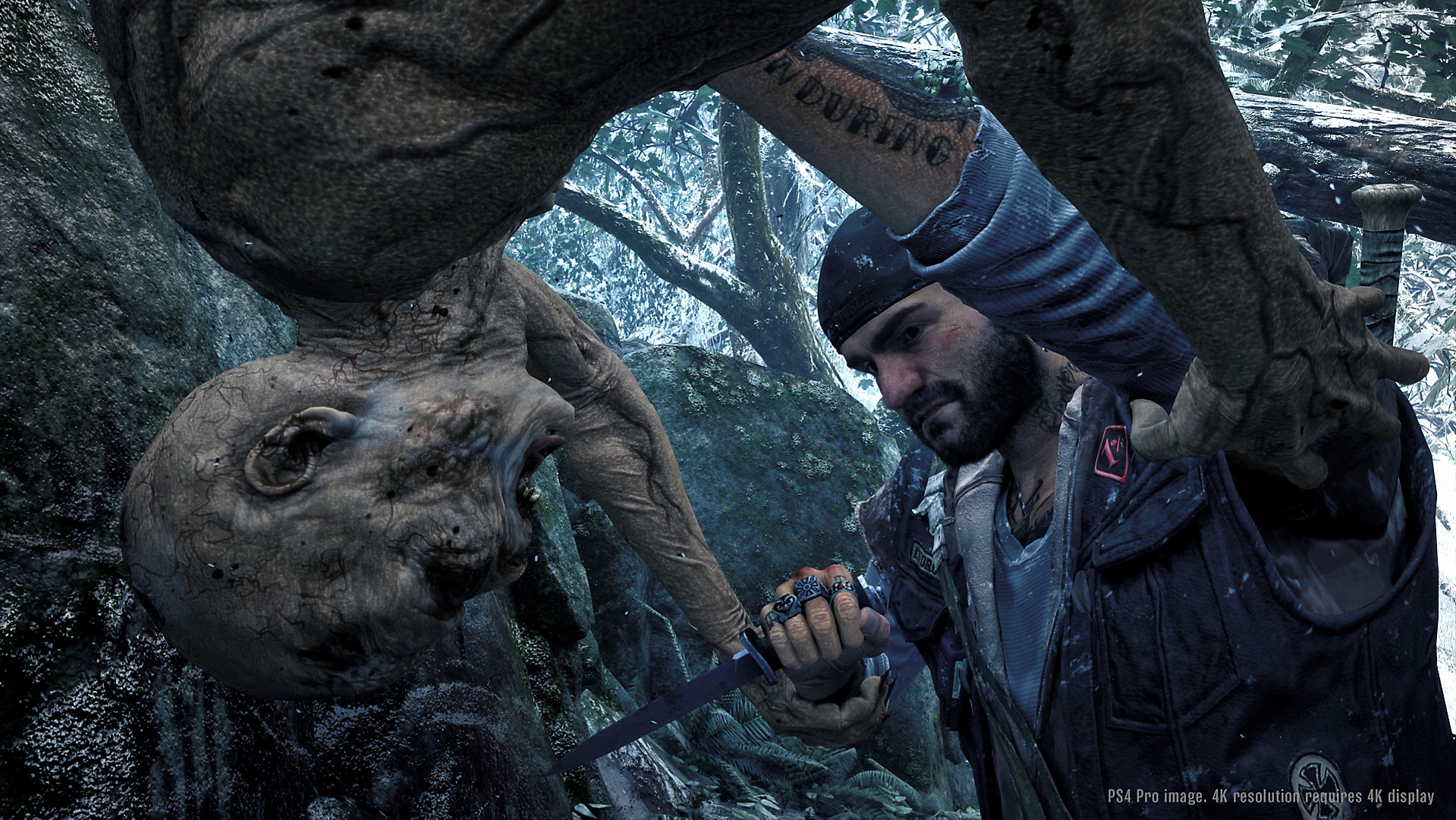 How to Increase Stats in Days Gone