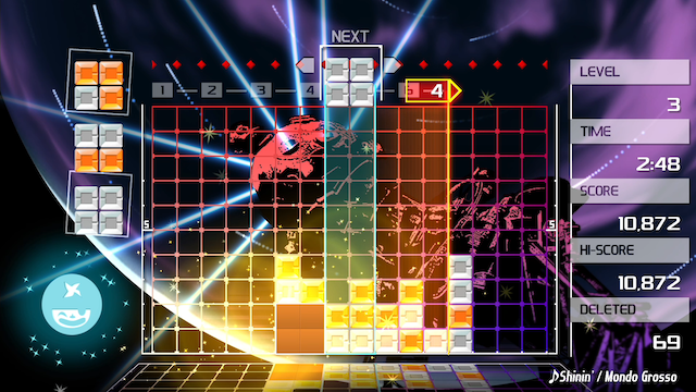 lumines remasterd switch ps4