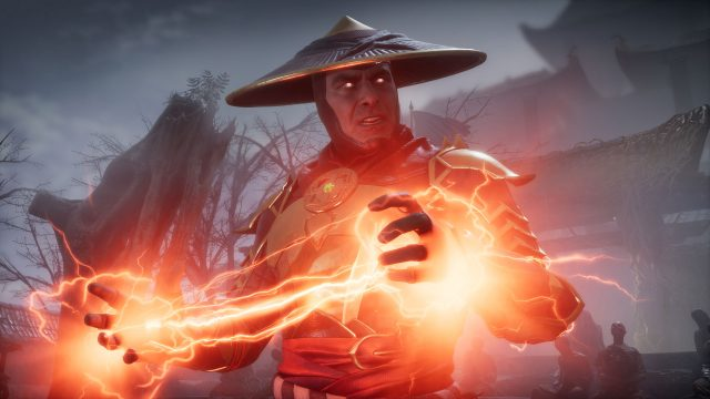 Mortal Kombat 11 always online