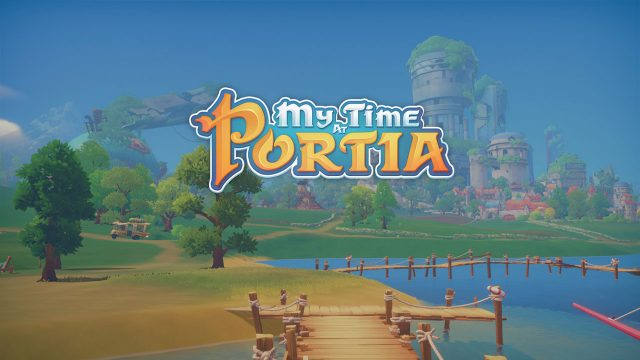 My Time at Portia Tree Respawning Bug