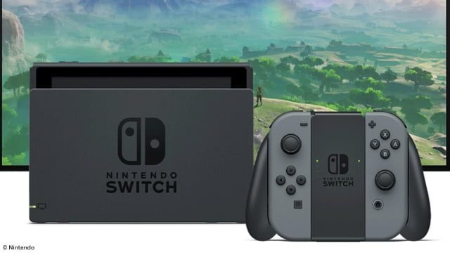 Nintendo Switch 8.0.0 Update Patch Notes