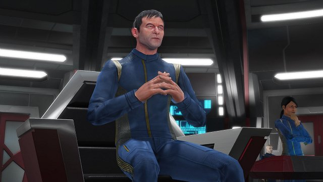 Star Trek Online Age of Discovery Lorca