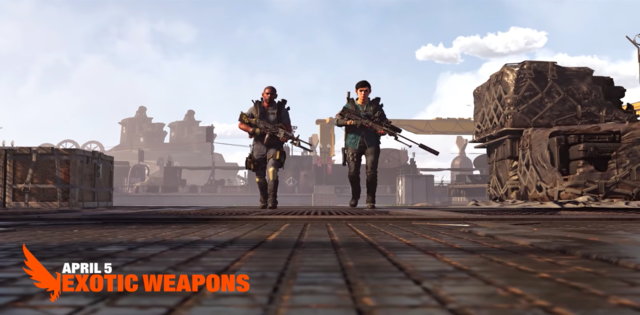 The Division 2 Invasion: Battle for DC