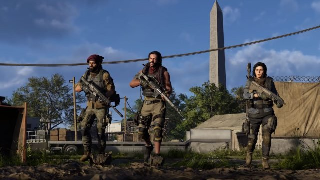 The Division 2 PS4 Aiming Bug