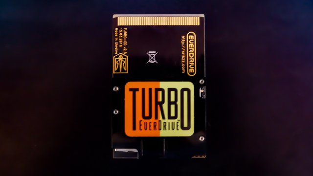 Turbo Everdrive Review | A must-have for PC Engine and Turbografx-16