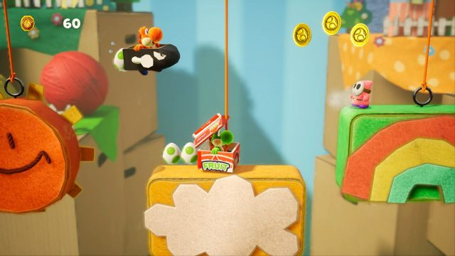 Yoshi's Crafted World Review Co-op