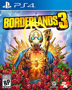Box art - Borderlands 3