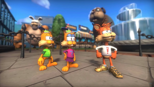Bubsy Paws on Fire delayed