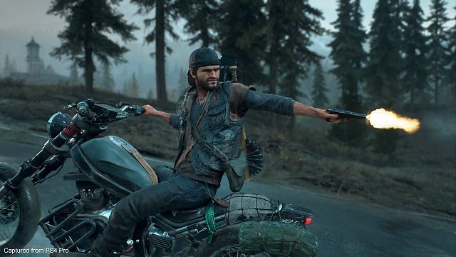 Days Gone Weapon Tiers