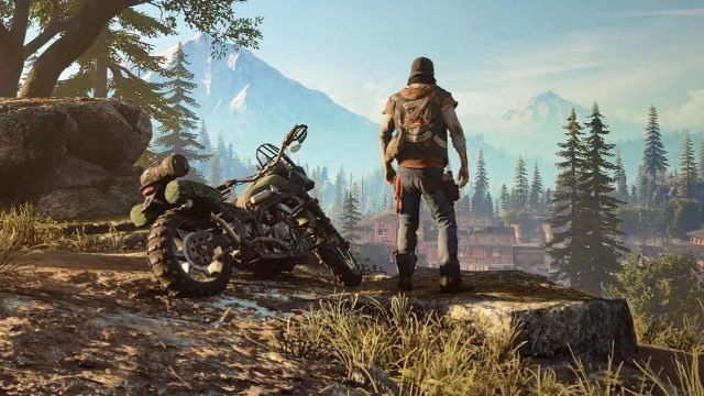 Days Gone sales
