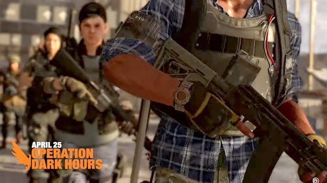The Division 2 Dark Hours Raid Release Time