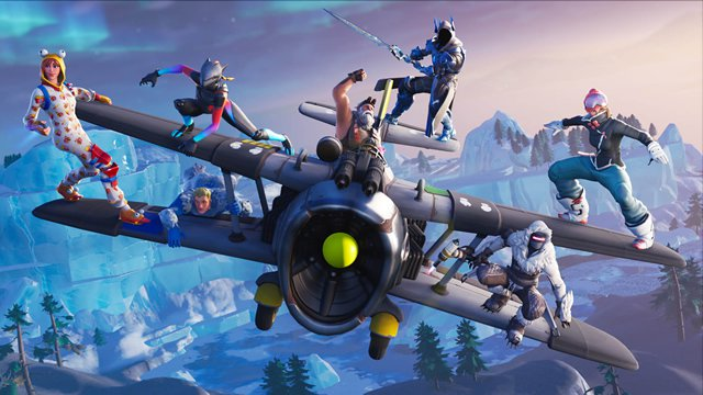 Fortnite PS5 Support