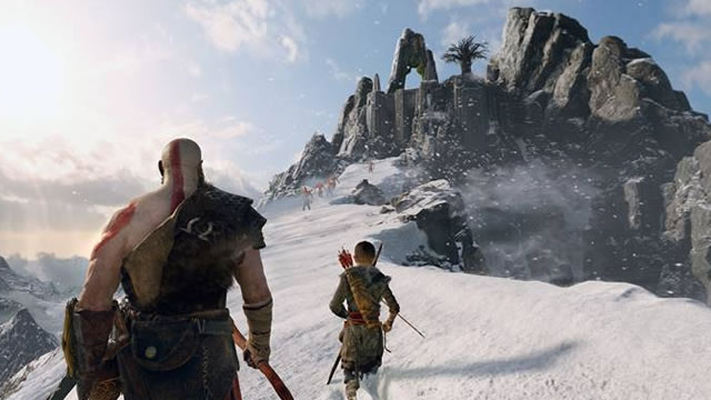 raising kratos documentary god of war video