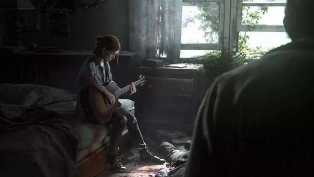 The Last of Us 2's final scene, Uncharted 5, sony, e3, naughty dog