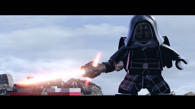 New Lego Star Wars game