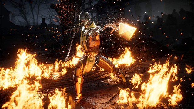 MK11 How Many Chapters