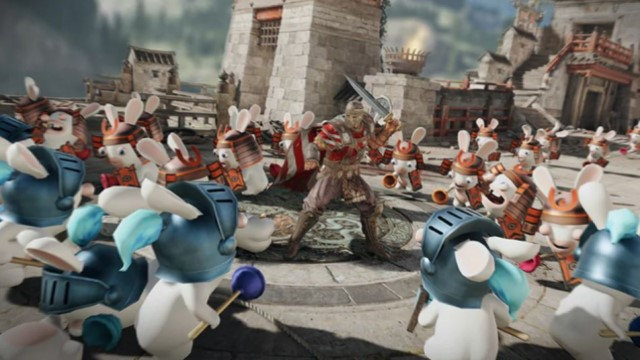 For Honor Rabbids event