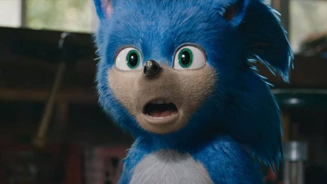 sonic the hedgehog movie, Video Game Movies