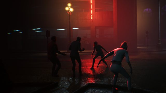 Vampire: The Masquerade - Bloodlines 2 thinbloods