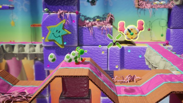 Yoshi's Crafted World sales