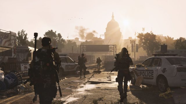 The Division 2 Tidal Update