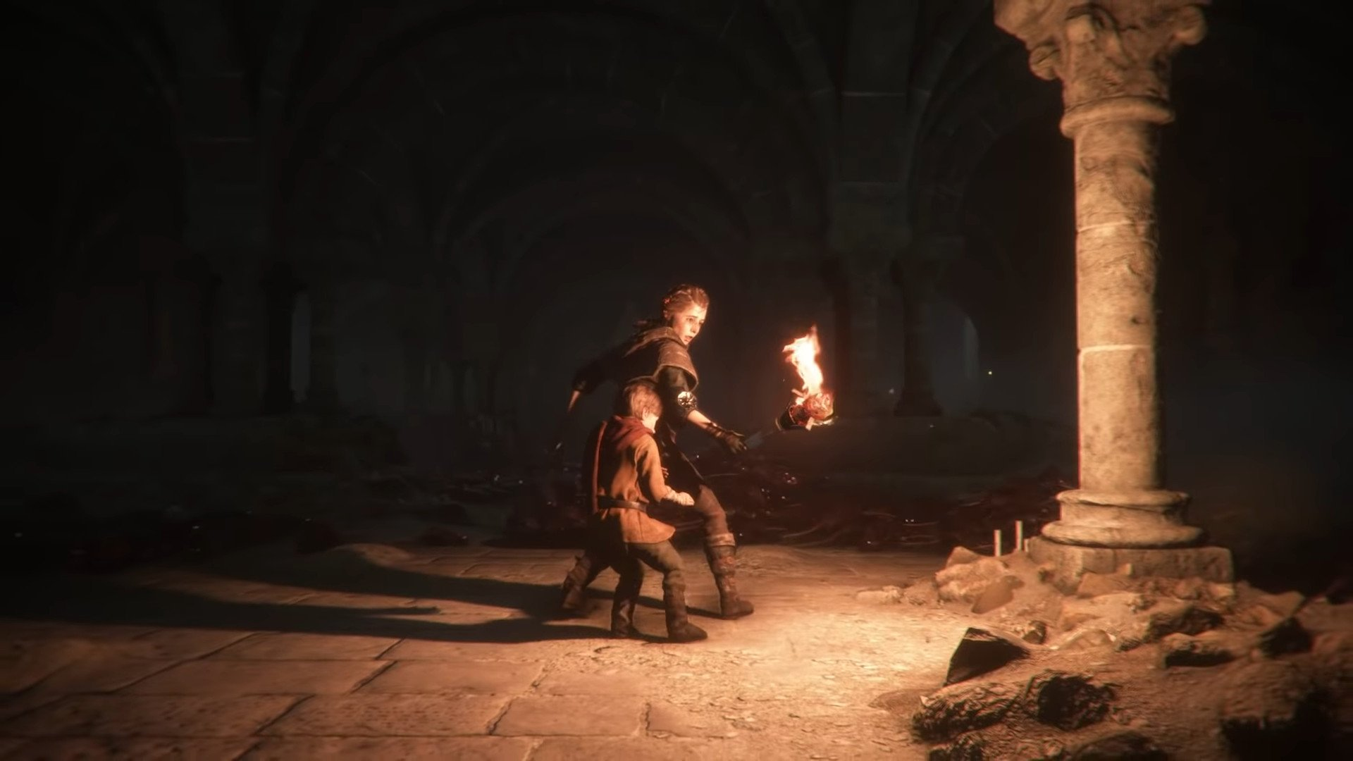 A Plague Tale Innocence Overview Gameplay Trailer Breaks Down The