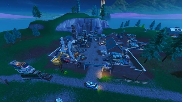 All Fortnite Season 9 map changes