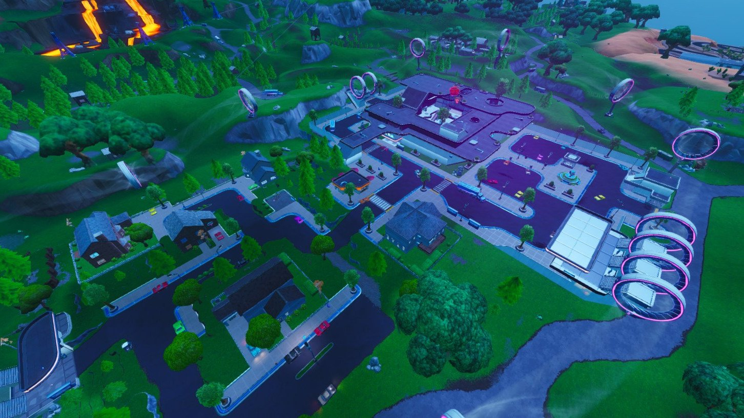 All Fortnite Season 9 Map Changes | Latest updated map - GameRevolution