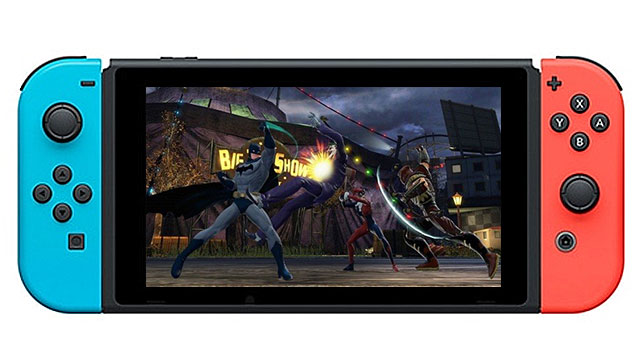 DC Universe Online Switch port announced