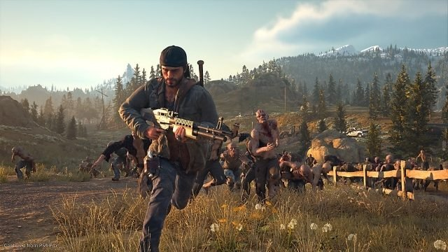 Days Gone Afraid of a Little Competition Bug