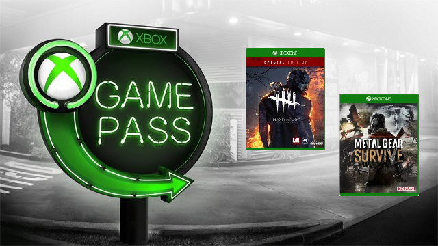 Dead by Daylight Xbox Game Pass
