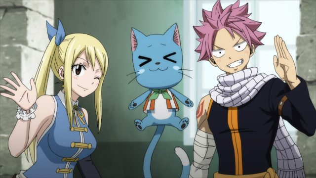 Fairy Tail episode 307