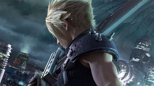 final fantasy 7 remake episodic