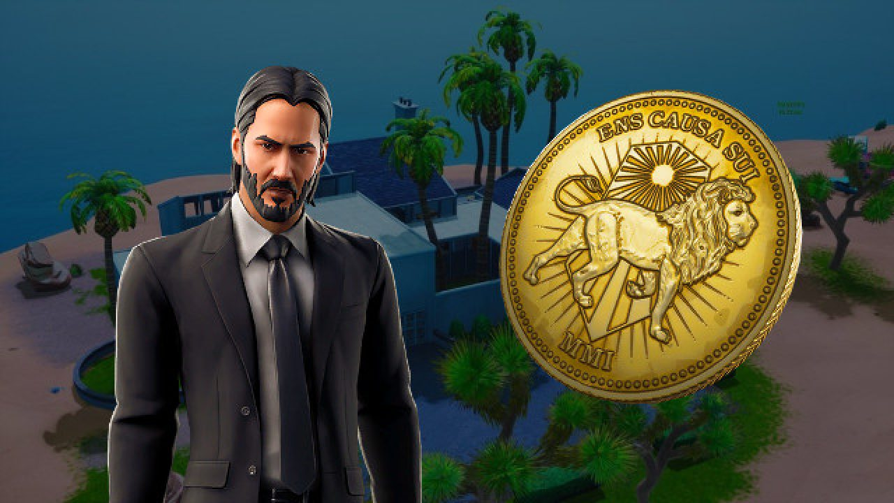 Fortnite John Wick Crossover All But Confirmed Keanu Reeves Found In Latest Datamine Gamerevolution It can be purchased from the item shop for 2,000. fortnite john wick crossover all but