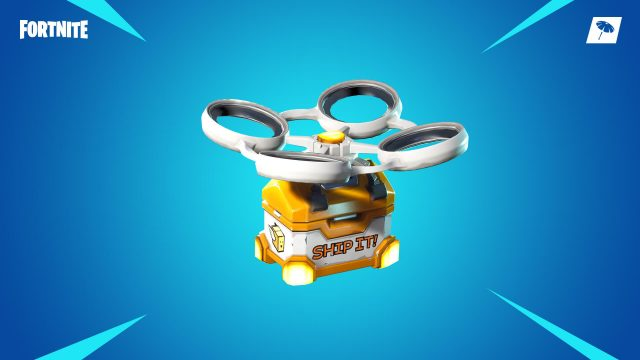 Fortnite Destroy a Loot Carrier Locations