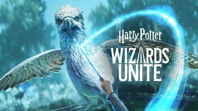 Harry Potter Wizards Unite Error has occurred with the Wizarding Wireless Network