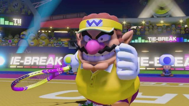 Mario Tennis Aces 3.1.0 Update