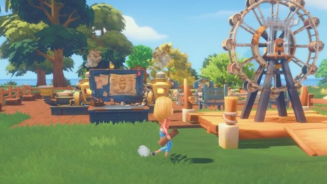 My Time at Portia Version 20 update patch notes