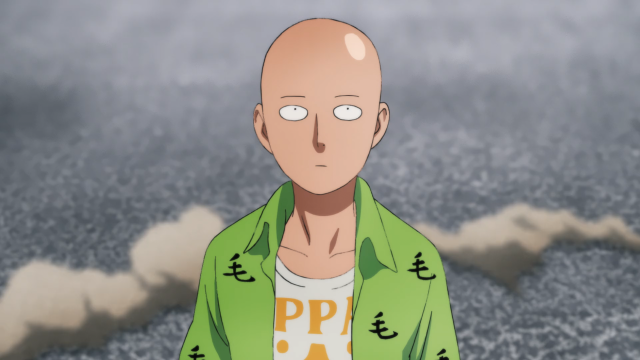 One Punch Man episode 19