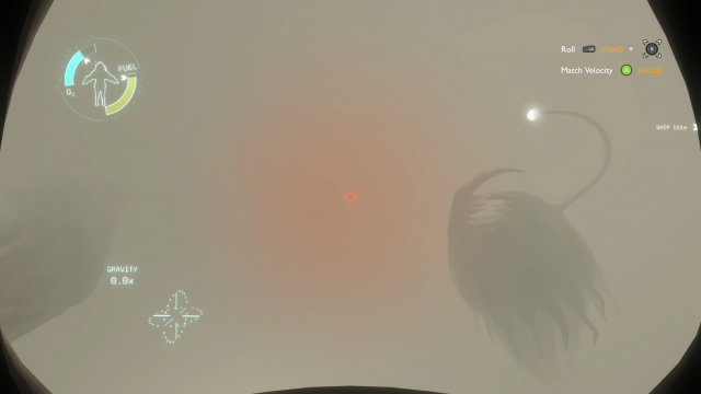 Outer Wilds Anglerfish