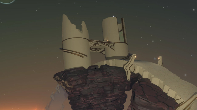 Outer Wilds Ash Twin tower location
