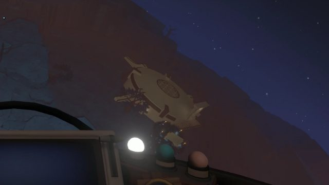 Outer Wilds Brittle Hollow Interior Entrance