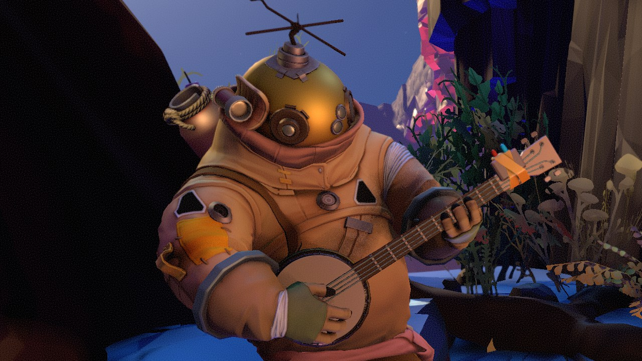 Outer Wilds Save autosave manual save
