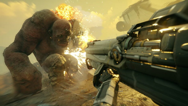 Rage 2 Characters Not Speaking Rage 2 Arsenal