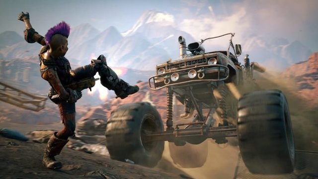 Rage 2 Projects Upgrades
