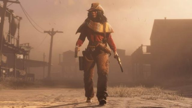 Red Dead Redemption 2 1.08 update patch notes