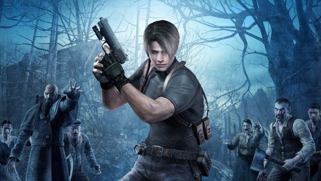 Resident Evil 4 Switch Motion Controls Are They Supported