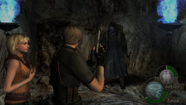 Resident Evil 4 Switch Motion Controls yooka-laylee and the impossible lair