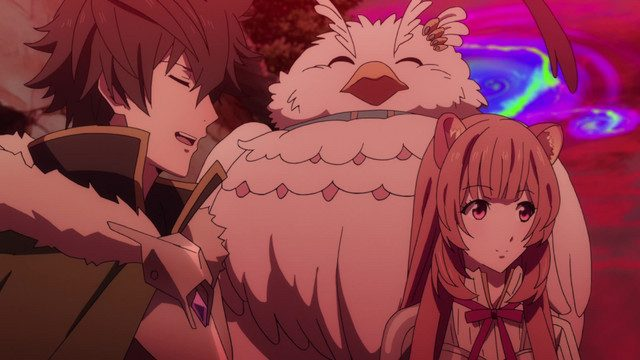 Rising of the Shield Hero episode 18